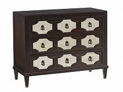 WINSLOW MIRRORED HALL CHEST