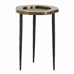 Brutalist Accent Table