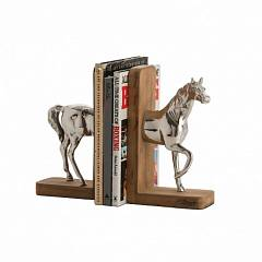 Doyle Bookends, Set of 2
