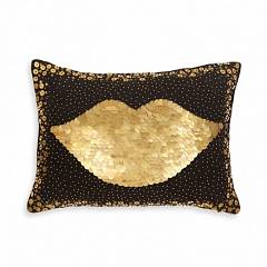 TALITHA LIPS PILLOW