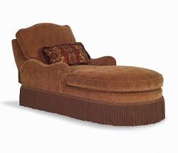 TOUPE MOTORIZED RECLINING CHAISE
