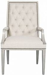 Hanover Button-Back Arm Chair