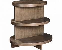 Anthony Baratta Cliff 3 Tiered Table
